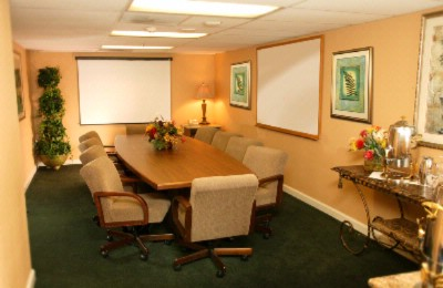 Photo of Silver Meeting Room