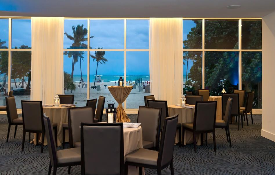 Photo of Ocean View Point Room
