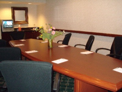 Photo of Hammond Boardroom