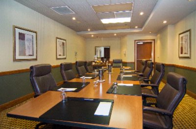 Photo of Cole Boardroom
