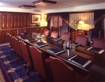 Photo of Admiral's Stateroom
