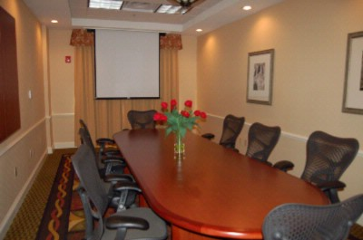 Photo of GL Sapp Executive Boardroom