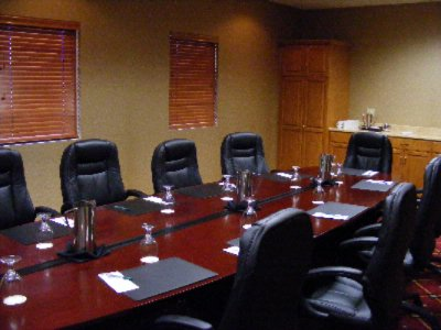Photo of Boardroom A & Boardroom B