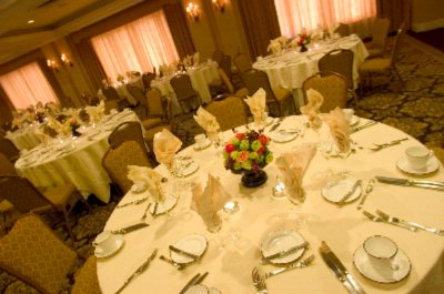 Photo of Colonel Lindbergh Ballroom