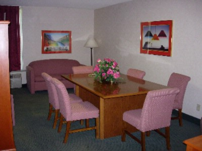Photo of parlor suites