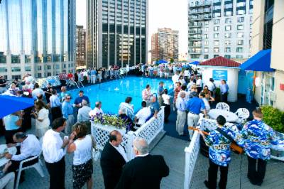 Photo of Boston's Only Roof Top Pool - Seasonal