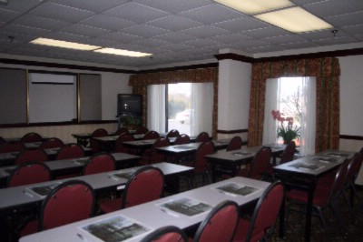 Photo of Shaw Meeting Room