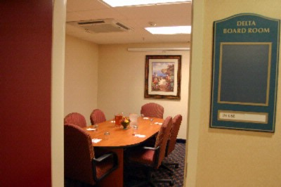 Photo of Delta Board Room