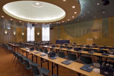 Photo of Helia conference room