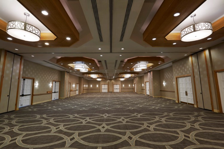 Parkway Ballroom Meeting Space Thumbnail 1
