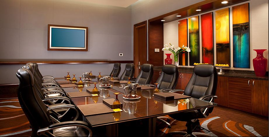 Photo of Willows Boardroom