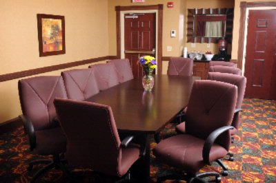 Photo of DuPont Board Room
