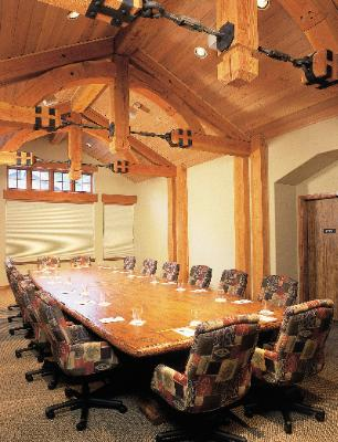 Photo of Aspen Boardroom