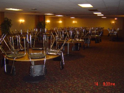 Photo of welcome inn banquet hall