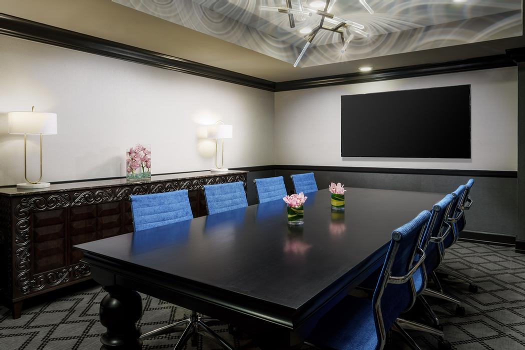 Photo of Young Boardroom