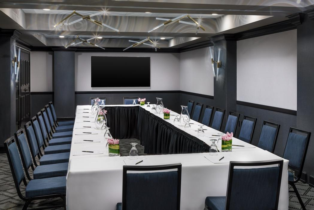 Photo of Serrano Meeting Room