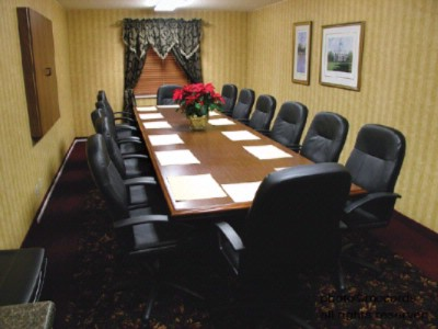Photo of Alec Boardroom