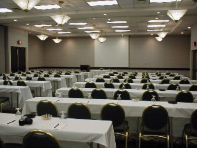 Photo of University Ballroom