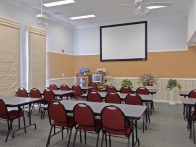 Photo of Multi-Media Conference/Meeting Room