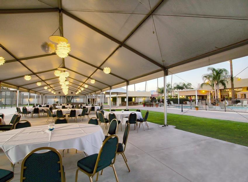 Photo of Poolside Tent