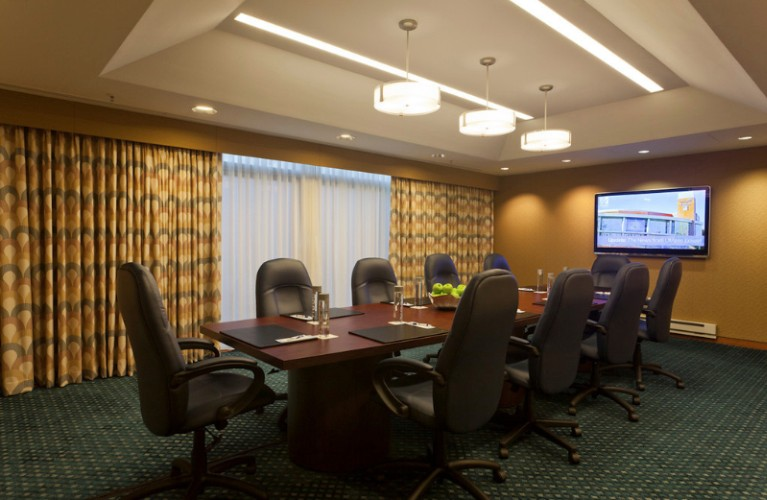 Photo of Tsongas Boardroom