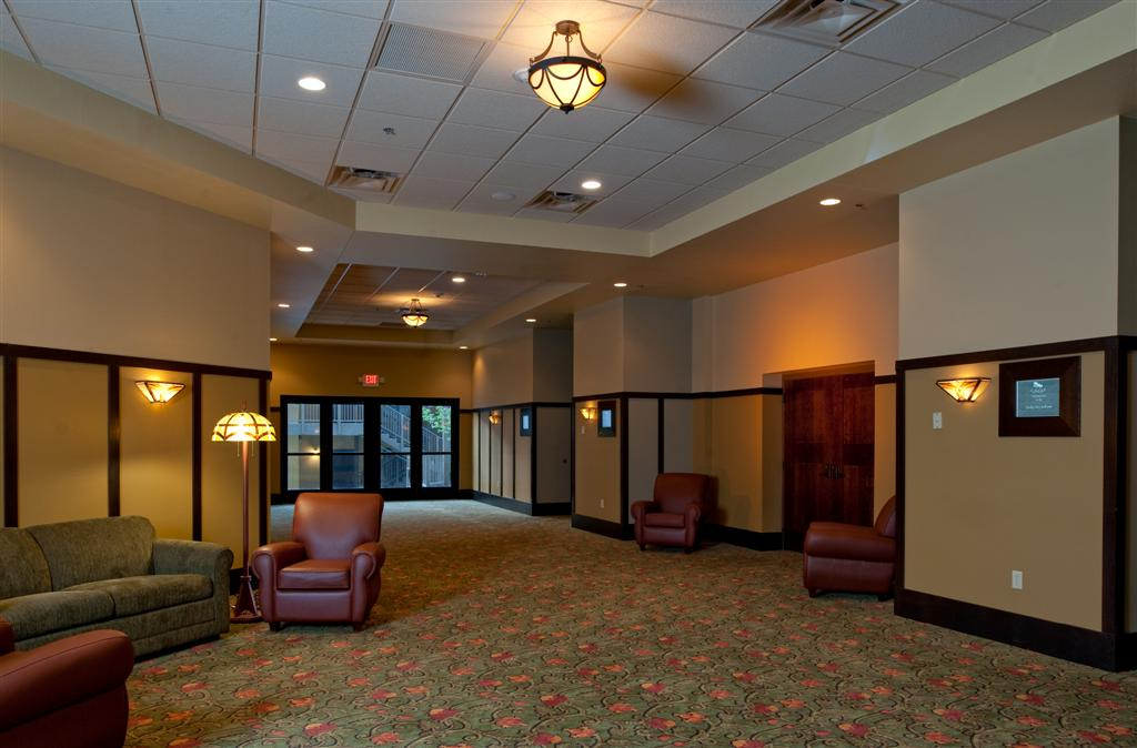Photo of Conference Center Foyer