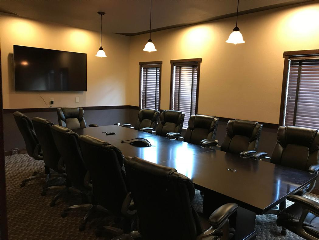 Photo of Chase Boardroom