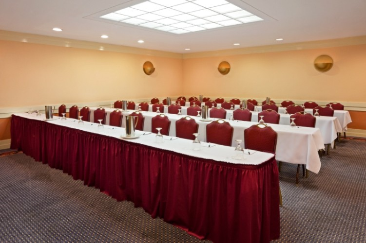 Photo of Second Floor Meeting Rooms