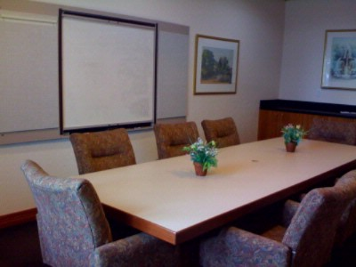 Photo of Wingate Board Room