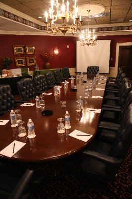 Photo of Huffines Board room