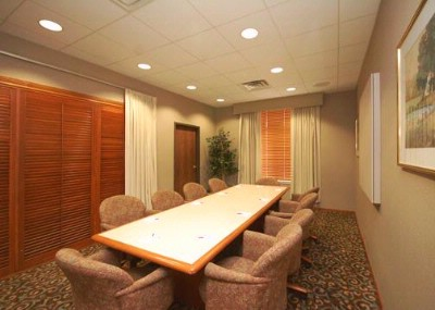 Photo of JFK Board Room