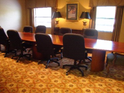 Photo of Seminole Boardroom