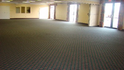 Photo of meeting and banquet room