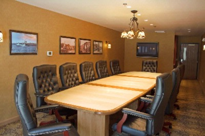 Photo of Executive Style Boardroom