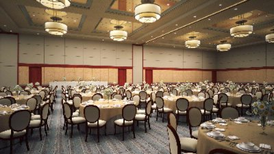 Photo of California Ballroom - Conference Center