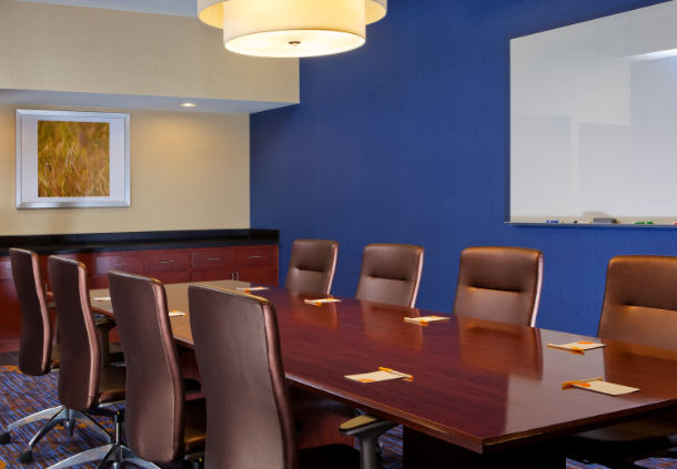 Photo of Blazer Board Room