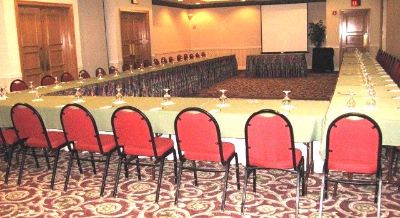 Photo of 1/2 of Ballroom