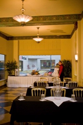 Photo of Terrzzo Dining Room