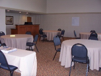 Photo of Ambassador Meeting and Event Room