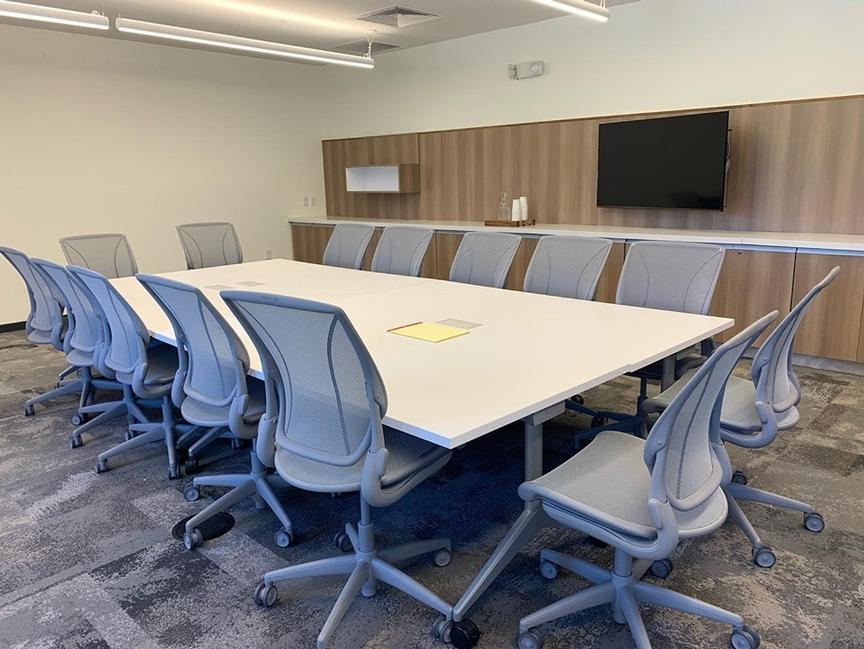 Photo of Retreat Conference Room