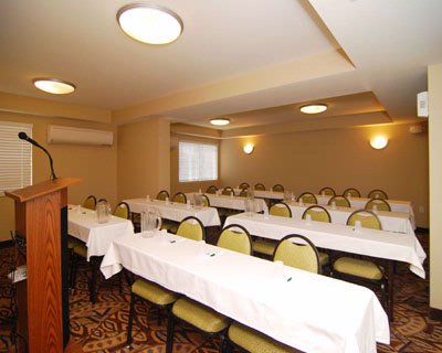 Photo of Betty E. Bell Meeting Room