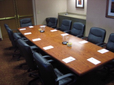 Photo of Coyote Board Room