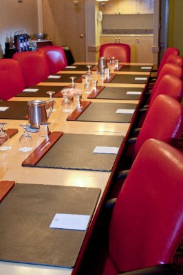 Photo of Osceola Boardroom