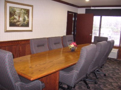 Photo of Coho Boardroom