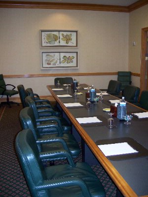 Photo of Allison Boardroom