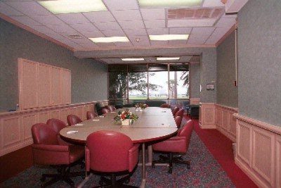 Photo of Executive Clipper Boardroom