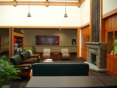Photo of Commons - pre-con / lobby