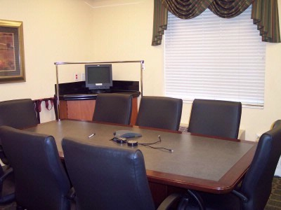Photo of TPS Boardroom