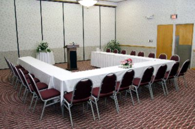 Photo of Macomb room