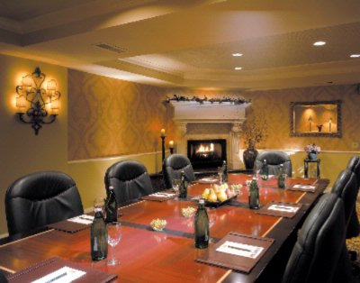 Photo of Vintage Boardroom